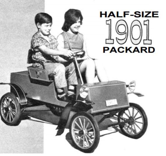 Vintage Mini Car Plans