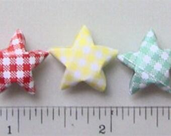 Lucky Stars (100): Gingham Pattern
