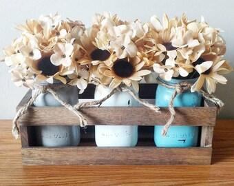 Décor de Table Mason Jar