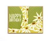 Happy Birthday Card, Dais...
