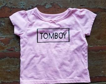 Tomboy Custom Tee