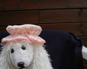 Pink Hat for dog