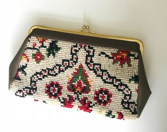 1980s Carpet Clutch