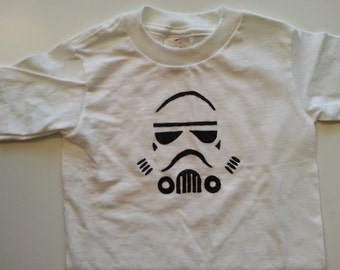 Toddler's Storm Trooper T-shirt