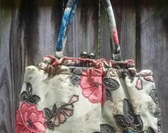 Vintage Sequined/Festival/Boho Handbag