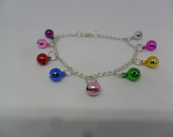 SALE ON 1  Handmade  charming bell Beads  bracelet for special someone
