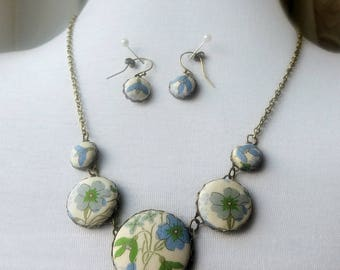 Snowdrops Jewellery Set