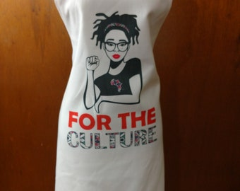 For The Culture Apron