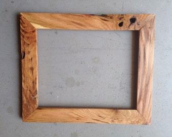 Custom 8x10 Oak Wood Picture Frames