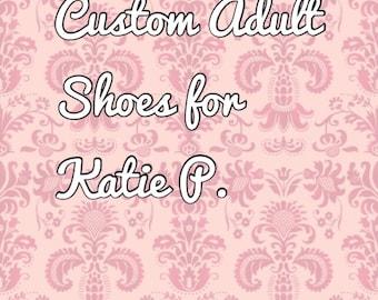 Custom listing for Katie P.