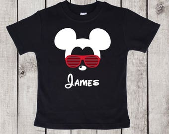 Mickey toddler shirt, Disney Shirt, Mickey Shirt, Disney Baby Shirt, Mickey baby shirt, Disney toddler shirt, Disney boy shirt