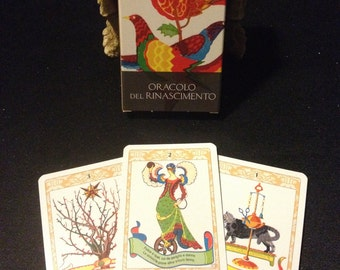 Renaissance Oracle - 32 Cards