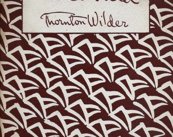 The Cabala. (Hardcover) by Thornton Niven. Wilder New Edition 1928