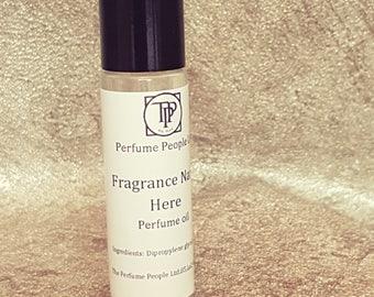 Lorde miserable -  Perfume oil  - (Gp12 - The Perfume People)