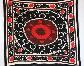 Handmade Vintage Suzani  VS25 (BL817)