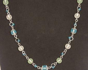Sea Mix Necklace