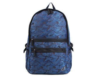 Mens Camoflage Backpack Camo Rucksack Casual College School Bag 710