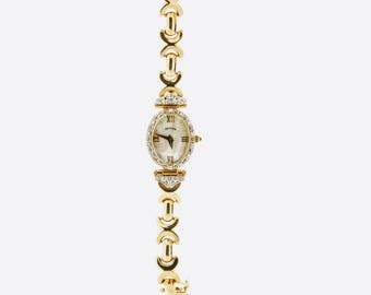 Made in USA 14K Gold Aegler Watch