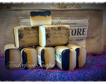 My Memory Escapes Me Handcrafted Soap