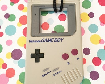 Game Boy Chew Stim Necklace