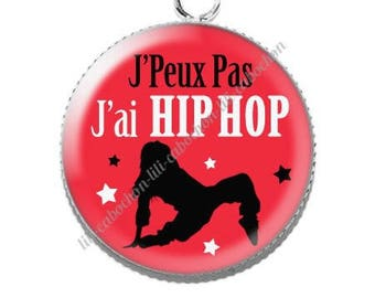 Cabochon resin cameo for I can't I have hip hop