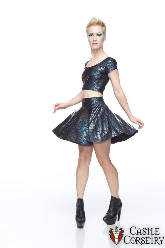 Mermaid Derby Skirt