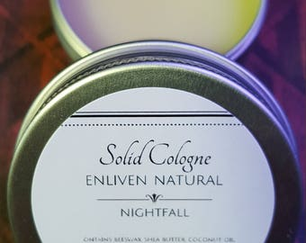 Men's- Nightfall Solid Cologne