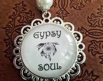 Gypsy Soul Long Necklace