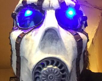 Psycho Bandit Borderlands LED Mask Complete Do it Yourself Kit