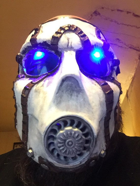 Psycho bandit borderlands led mask complete do it yourself kit solutioingenieria Gallery