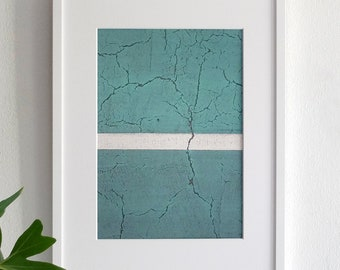 Art poster Minimalism - Perfect Imperfection