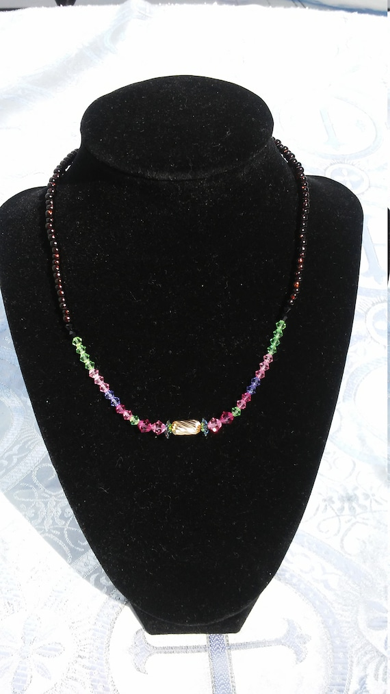 Volianne (Just Like Candy) Neck Gem