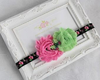 PICK COLOR Butterfly Headband, Baby Girl Headband, Newborn Headband, Baby Photo Prop, Toddler Headband, Infant Headband