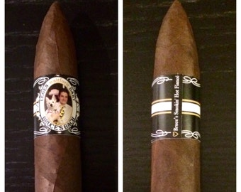 Cigar Bands - Bachelor Party - Grooms Gift - Custom Cigar Bands Wedding Party and Groomsman Cigar Bands - 16