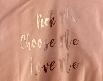 Grey's Anatomy Inspired Shirt MerDer/Pick Me