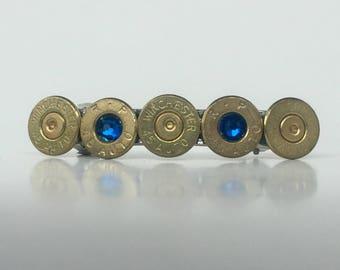 Barrette bullet jewelry