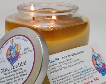 Blue Spruce Soy Candle 17oz