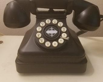 Crosley Art Deco Telephone Reproduction