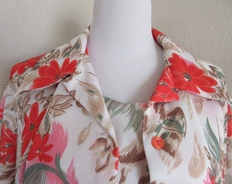 """Vintage 1960's 'Shaker Sport'  Womens 2-Piece MADE IN USA - Chest Size 42"""""""