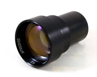 Ussr Russian PO-109-1A (16КПА-1,2/50) 50mm f1,2 projector lens LOMO OKC type 7683853