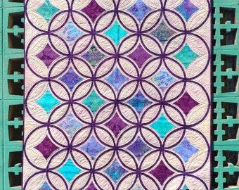 PDF Moonrise Quilt Pattern Digital Download