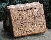 Fly Box-WASHINGTON RIVERS...
