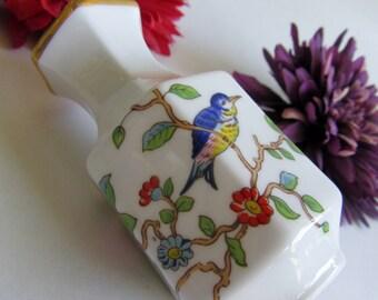 Aynsley China Ltd. Miniature Bone China Vase