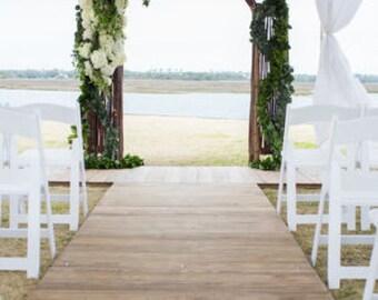 Rustic Wedding Arch * Garden Arbor