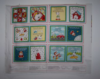 Spots Perfect Day Soft Book Panel