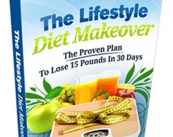 ebook -- Lifestyle Diet Makeover Ebook