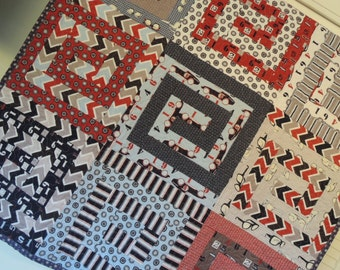 Quilt, Speedster Fabrics by Riley Blake, Baby, Toddler, Child, Ready to Ship