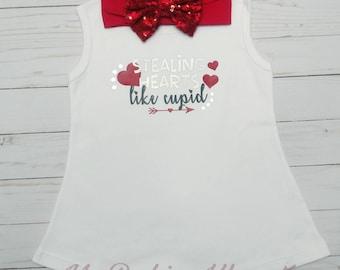 Lexi Dress - Valentines