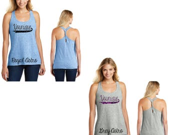 Glitter Younique Cosmic Twist Back Tank, Younique Twist Back Tank, Younique Tank Top, Younique Tank, Younique Clothing, Younique