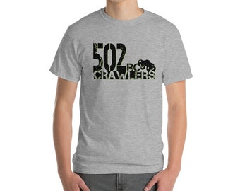 502 RC Crawlers Short-Sleeve T-Shirt